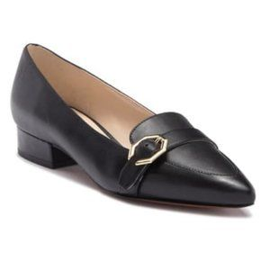 Like New Cole Haan Leela Skimmer Leather Flat 8